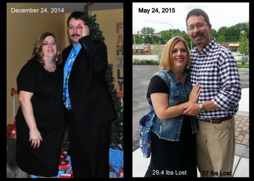 5 month progress